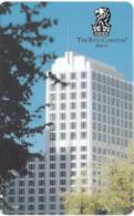 GERMANIA  KEY HOTEL   The Ritz-Carlton Berlin - MONT BLANC - Hotel Keycards