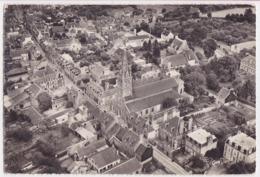 CPSM - 61 - TINCHEBRAY - Vue Générale Et L'église Saint Pierre - 4 - Frankreich