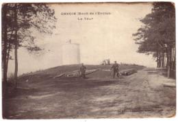 ORROIR -  La Tour - Mont-de-l'Enclus