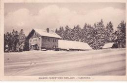 67-HAZEMANN- MAISON FORESTIÈRE ROTLACH - Francia