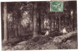 RUYEN  - Un Coin Du Bois ( Bucherons Au Travail..) - Mont-de-l'Enclus