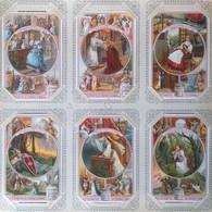 Figurine Liebig Italia Sang. 729 - Le Eroine Delle Opere Di R. Wagner - 1903 - Liebig
