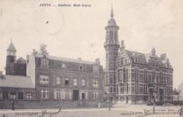 Jette Stadhuis Huis Guyot Circulée En 1913 - Jette