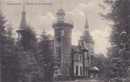 Houdrémont Château De La Citadelle Circulée En 1914 - Gedinne