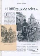 En Sologne - Métiers Oubliés - L'Affûteur De Scies - Bûcherons - édit Marcel Grillon à Romorantin + Page - France
