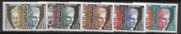 FRANCE   -   Timbres De Service  -  1960 .  Y&T N° 22 à 26 ** .   Série Complète.  UNESCO - Neufs