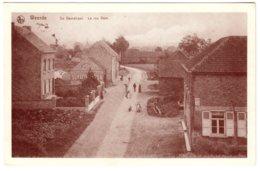 WEERDE - Damstraat In 1900 - Zemst