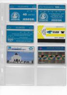 Afrique Lot De 6 Cartes Anciennes Senegal Tchad Gabon Ghana Maroc - Port En Plus - Télécartes