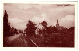ZEMST - Brusselsesteenweg Rond 1900 - Zemst