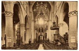 ZOUTLEEUW - Binnenzicht Der Kerk - Zoutleeuw