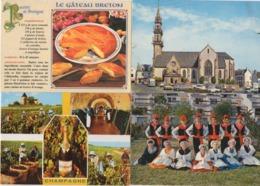 500 Cartes Postales Thèmes Divers. LOT Varié. CPM. CPSM. CPA - Postkaarten