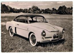 Renault 4 CV Autobleu ( 1953 ) / Coupé Auto-Bleu - Turismo