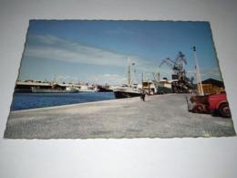"""Postcard Portuguese, Postal Portugal """"Doca De Leixões"""" Porto - Porto"""