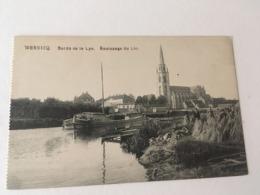 Wervicq  Wervik  Bords De La Lys  Rouissage Du Lin - Wervik