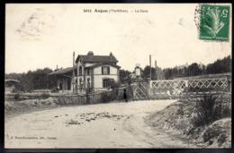 AUGAN 56 - La Gare - A416 - Autres Communes