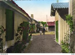 D33  ARCACHON  Village De Pêcheurs- Une Rue Pittoresque   ..... - Arcachon