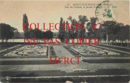 ☺♦♦ 78 - ROSNY Sur SEINE - PARC Du CHATEAU Et JARDIN FRANCAIS - Carte Signé J. Leduc < Photo A. Lavergne - Rosny Sur Seine