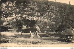 D64  SARE  Les Grottes Merveilleuses - L'Entrée Principale  ..... - Sare