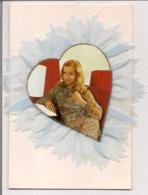 Carte Double  Coeur, Photo,   - Vive Sainte-Catherine - Saint-Catherine's Day