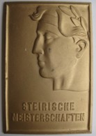 Autriche Médaille Championnats De Styrie. Gelandelauf 1957  Mannschaft JUN I. Steirische Meisterschaften - Other