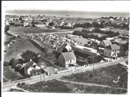 QUIBERON - Vue Aérienne - Quartier Du Stade - Camping (LAPIE N°48 - 1960) - Quiberon