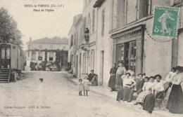 Nieul-le-Virouil : Place De L'église - Otros Municipios