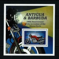 Antigua Nº HB-89 Nuevo - Antigua Y Barbuda (1981-...)