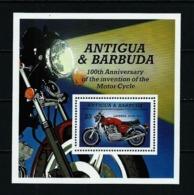 Antigua Nº HB-89 Nuevo - Antigua Und Barbuda (1981-...)