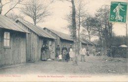 En Sologne - Scierie De Marchenoir (41 - Loir Et Cher) Logements Des Ouvriers - édit Fontaine - France