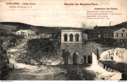 9435-2019    ST JUERY  CHUTE D AVAL   STATION ELECTRIQUE N°2   SOCIETE DU SAUT DU TARN - France