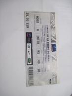 BILLET D'ENTREE STADE DE FRANCE FINALE DE LA COUPE DE FRANCE  2011 TBE - Tickets D'entrée