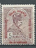 Hongrie  Yvert N° 158 Oblitéré  -  Ava 28205 - Usati