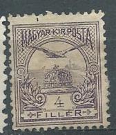 Hongrie   Yvert N° 40 (A) Oblitéré  -  Ava 28207 - Hongrie