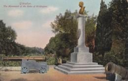 GIBRALTER - DUKE OF WELLINGTON MONUMENT - Gibraltar