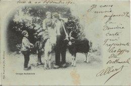 D 09   SEIX   Groupe  Bethmalais    (1901) - Autres Communes