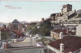 GIBRALTER - THE MOORISH CASTLE - Gibraltar
