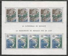 MONACO - MNH - Europa-CEPT - Marine Life - Architecture - 1978 - Europa-CEPT