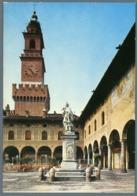 °°° Cartolina - Vigevano Piazza Ducale Torre Del Bramante Nuova °°° - Vigevano