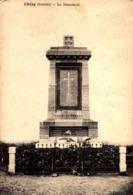 > [80] Somme >CHEPY / MONUMENT - France