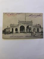 CPA SIMPLE CIRCULEE EN 1905 UKRAINE (Russia) ODESSA - Langeron - Ucraina