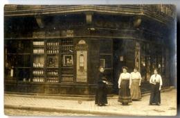 33  BORDEAUX BASTIDE  DEVANTURE DE MAGASIN  -  CARTE PHOTO VERS 1910 - Bordeaux