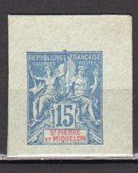 Saint-Pierre Et Miquelon Yvert N° 10E Entier-Postaux Lot 21-150 - Postal Stationery