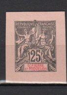 Saint-Pierre Et Miquelon Yvert N° 12E Entier-Postaux Lot 21-151 - Postal Stationery