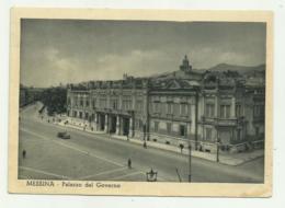 MESSINA - PALAZZO DEL GOVERNO  VIAGGIATA  FG - Messina