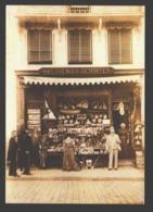 Oostende - Het Ensorhuis Omstreeks 1900 - Reprint - Oostende