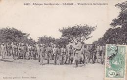 AFRIQUE OCCIDENTALE - DAKAR - Tirailleurs Sénégalais - Senegal