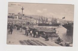 Messina, Prima Del Terremoto Del 1908, Porto, Ediz. Brunner N.9228 - F.p.- Primi '1900 - Messina