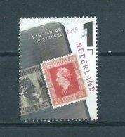2015 Netherlands Stampday Used/gebruikt/oblitere - Oblitérés