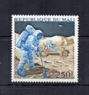 Mali - 1973 - Spazio - Apollo XVII - Usato - (FDC17872) - Mali (1959-...)