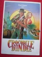 Dossier De Presse De Crocodile Dundee (1987) – Hogan - Merchandising